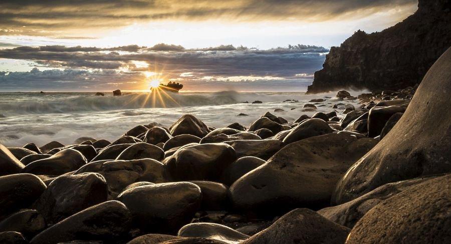Neuseeland - King Country - Kawhia am Meer