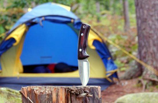 Ihr erster Camping Urlaub