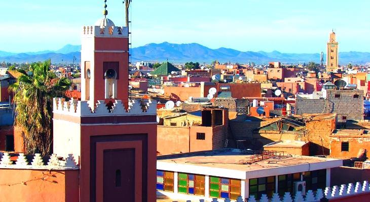 Drei Städte in Marokko - Marrakesch Agadir Essaouria