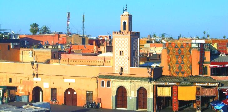 Three Cities in Morocco - Marrakesch