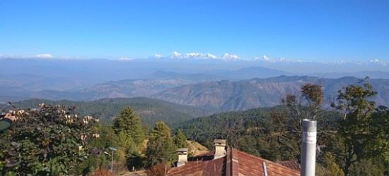 Happy New Year in Mukteshwar